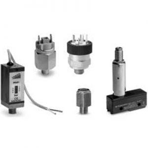 Pressure switches, Transducers, Pressure indicators